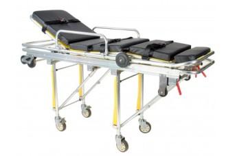 Каталка для автомобилей скорой медицинской помощи Med-Mos YDC-3A (кресельные носилки)