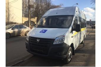 Автобус для перевозки инвалидов на базе ГАЗель Нэкст А31R22