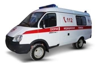 Автомобиль скорой помощи класс А на базе ГАЗель Бизнес 3221