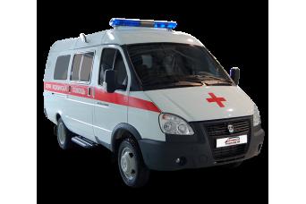 Автомобиль скорой помощи класс А на базе ГАЗель Бизнес 32217/27057 4Х4