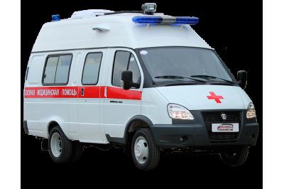 Автомобиль скорой помощи класс В на базе ГАЗель Бизнес 27057 дизель