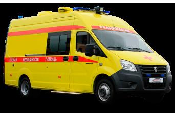 Автомобиль неонатальной скорой помощи на базе ГАЗель Next