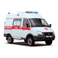 Автомобиль скорой помощи класс В на базе Соболь Бизнес 27527/221717