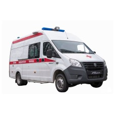 Автомобиль скорой помощи класс В на базе ГАЗель Нэкст А31R22
