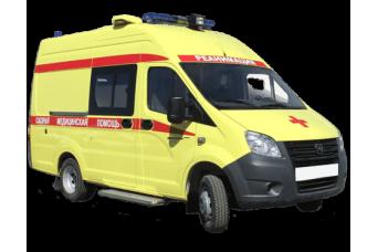Автомобиль скорой помощи класс С на базе ГАЗель Next