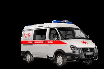 Автомобиль скорой помощи класс А на базе Соболь Бизнес 27527/221717