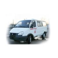 Автомобиль санитарной медицинской службы на базе ГАЗель Бизнес 27057/321717